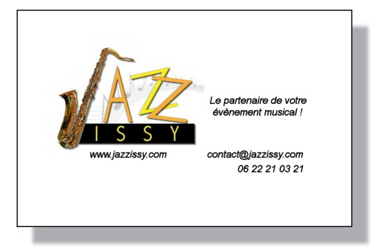 Carte De Visite Jazzissy